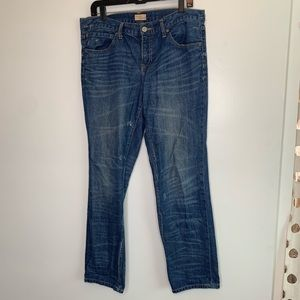 ⭐️3/$25⭐️ Gap distressed slim boyfriend jeans